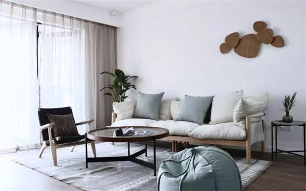 天津华庭装饰北欧风格设计案例