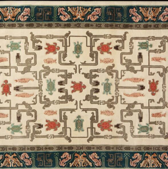 手工地毯价格