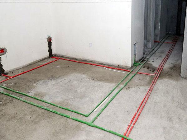 家庭水电安装注意事项