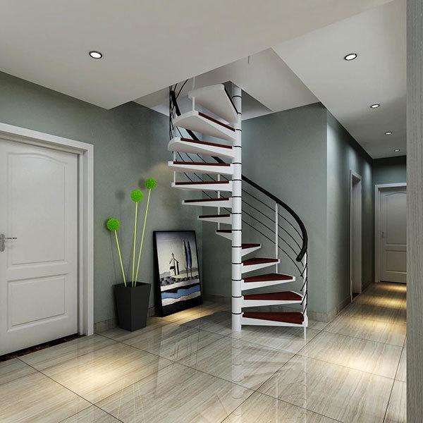 旋转楼梯最小直径