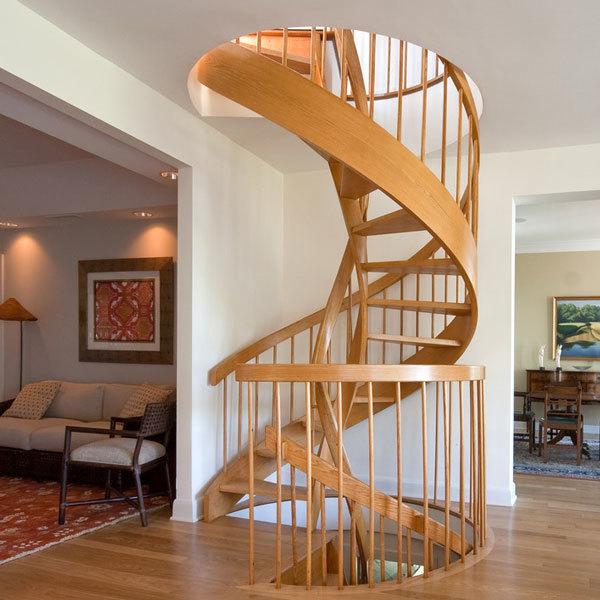 旋转楼梯尺寸大小设计要求