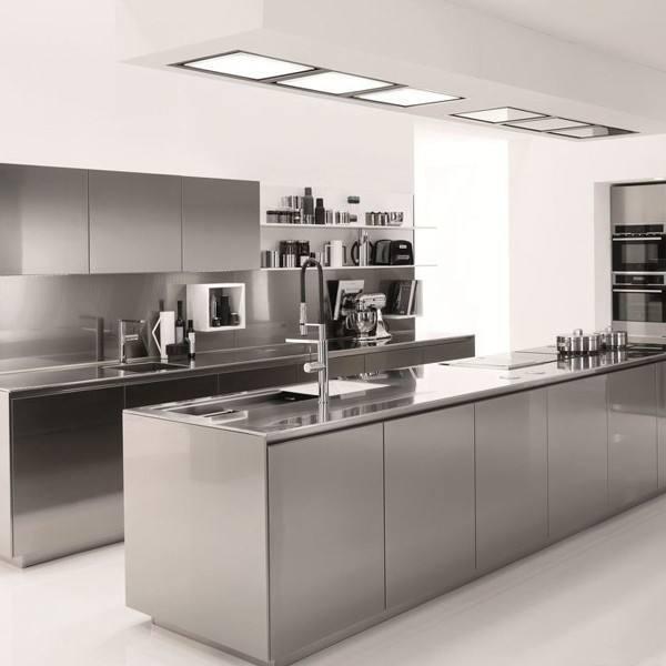 不锈钢整体厨房好不好