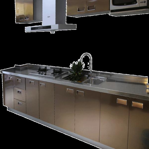 不锈钢整体厨房优缺点