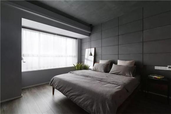 140平米三室两厅卧室装修