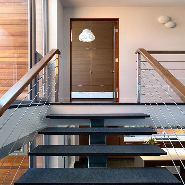 楼梯扶手装饰方法大全