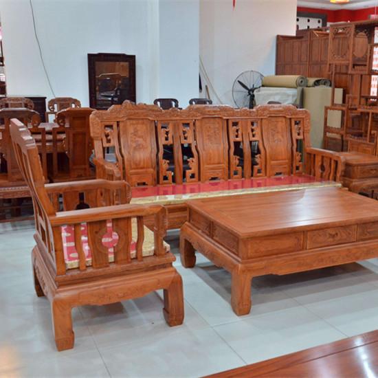 老红木家具市场回收收购价