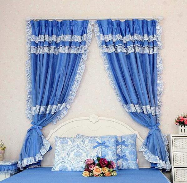 地中海风格窗帘如何选择