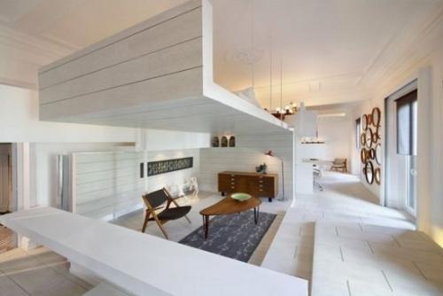 宿州公寓装修设计之避免空间划分