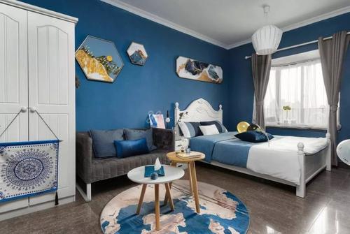 长兴民宿装修北欧风格