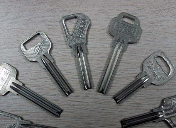 装修钥匙可以用几次