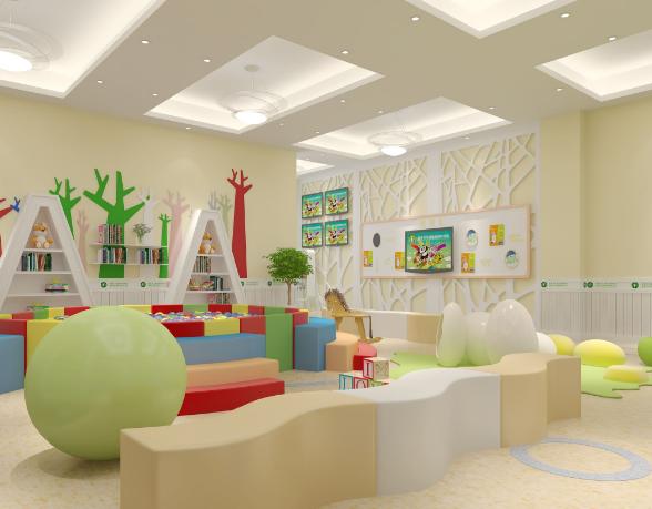 海口幼儿园装修哪家好 海口幼儿园装修设计