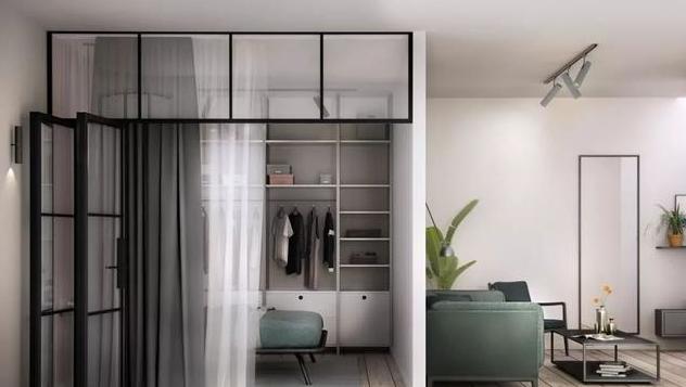 保定单身公寓装修设计