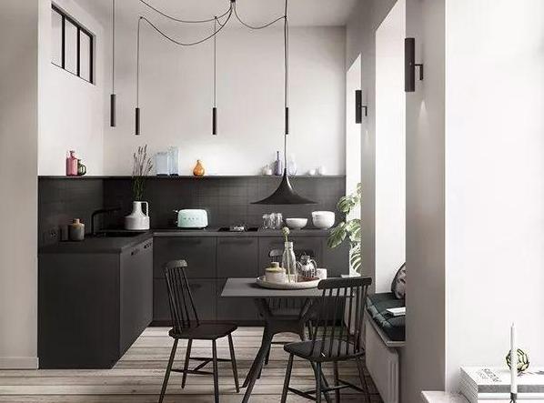 保定单身公寓装修厨房