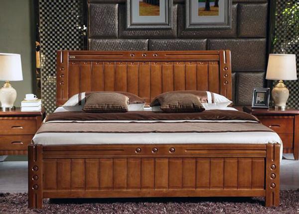 新做的木头床有甲醛吗