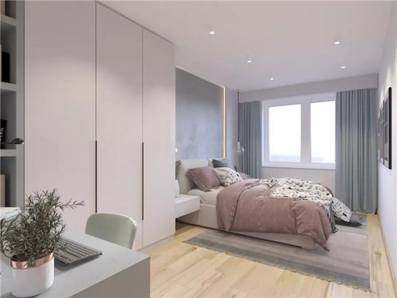 90平米卧室装修设计