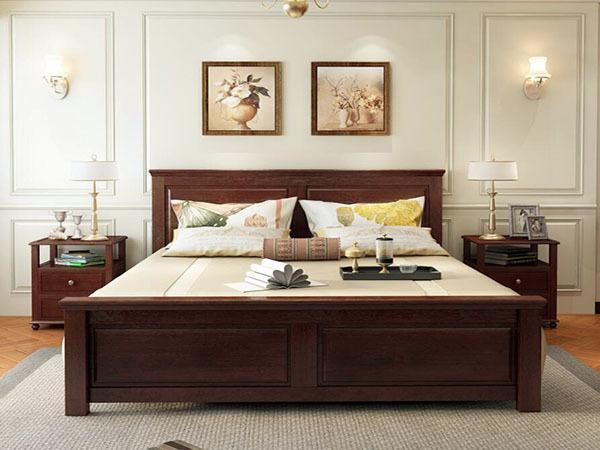 新买的木床有甲醛吗
