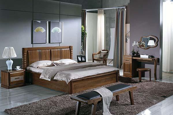 一个床头柜怎么化解