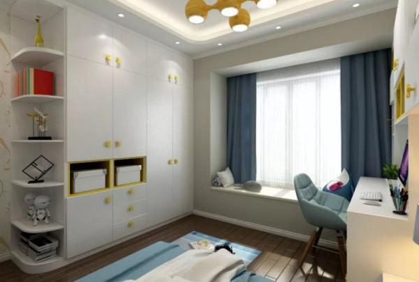 装修儿童房间的设计风格