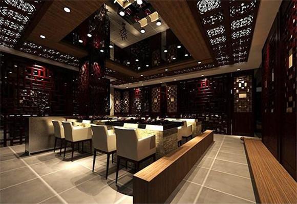 重庆中餐厅装修