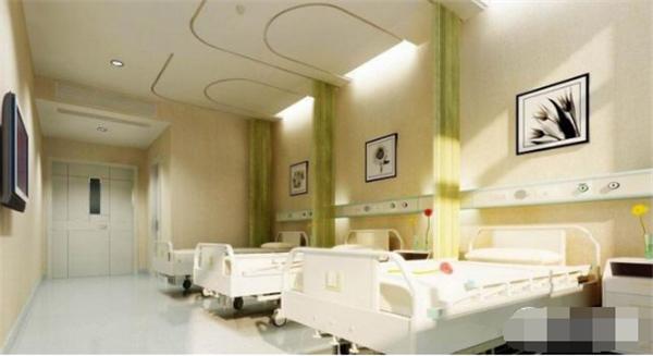北京医院装修效果图