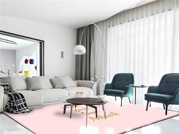 客厅的地毯怎么洗