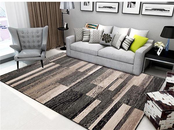 客厅地毯尺寸怎么选