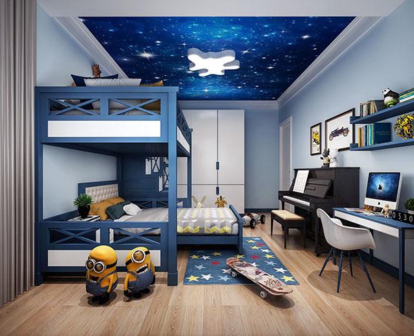 儿童房用什么地板好