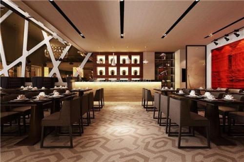 广州茶餐厅装修设计现代风格
