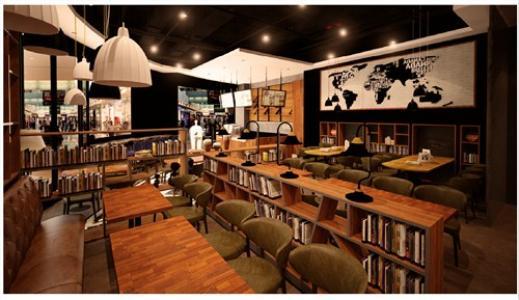 广州茶餐厅装修设计仿古风格