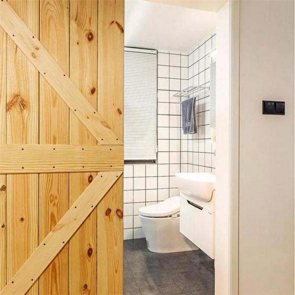 60平米两室一厅装修卫生间图