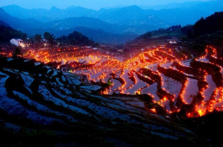 火把节是哪个民族的节日
