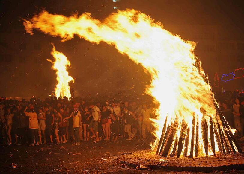 火把节的来历和传说