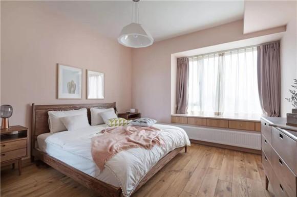 107平米卧室装修设计