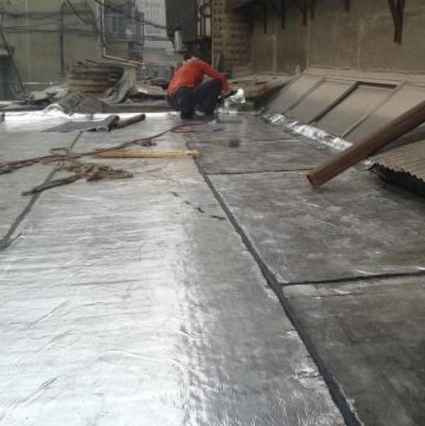 楼顶做防水多少钱一平米