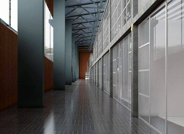 平湖厂房装修方案