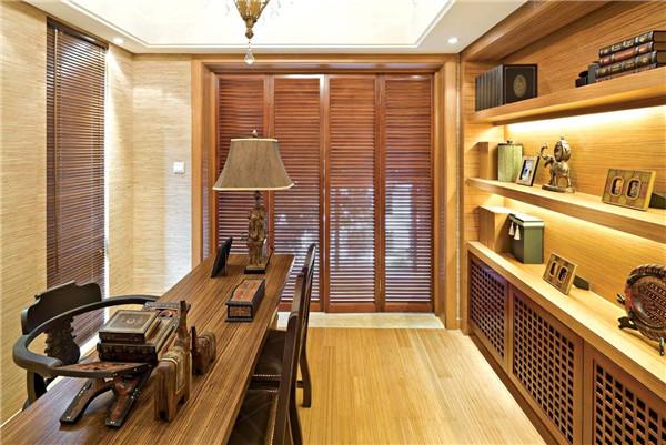 古典风格书房装修