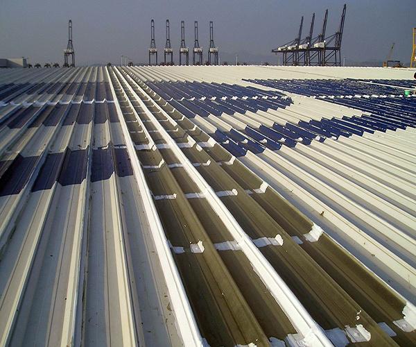 屋顶防水涂料施工方法