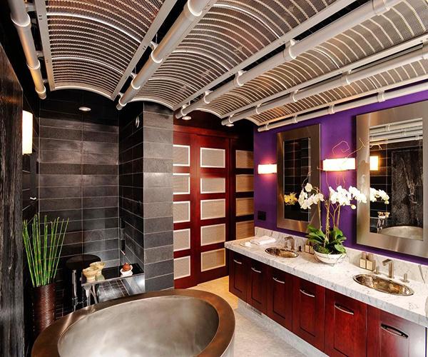 浴室吊�用石膏板好��