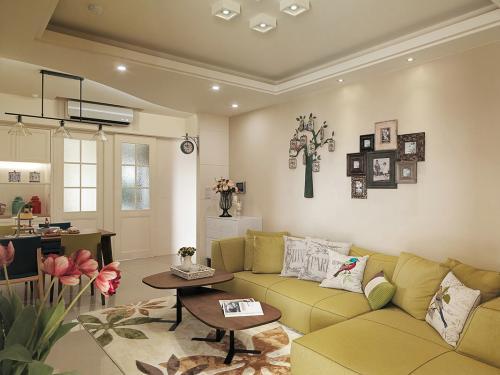 广州二室装修设计