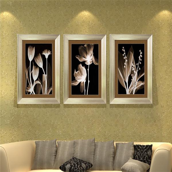 室内装饰画材料
