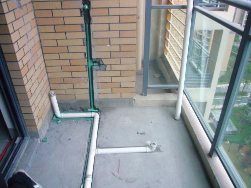 广州水电装修水路安装