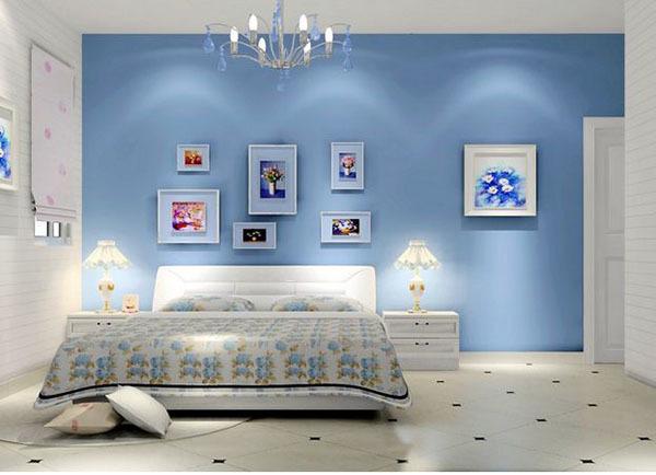 卧室装修用什么颜色漆