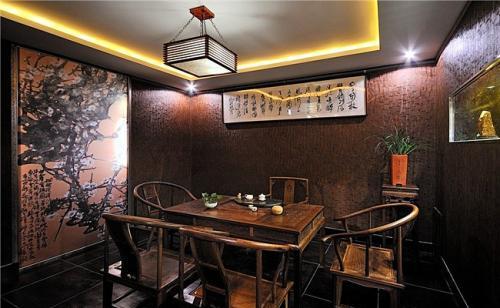 广州茶楼装修设计要点