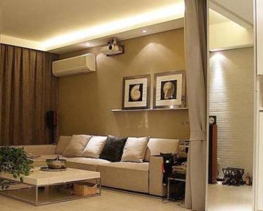 建湖60平米一室一厅装修多少钱