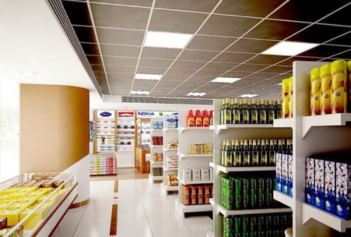宿州超市装修设计技巧