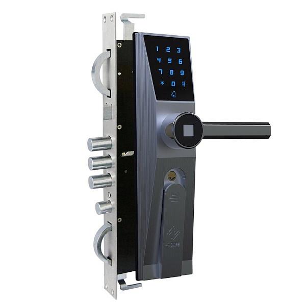 防盗门开锁要多少钱