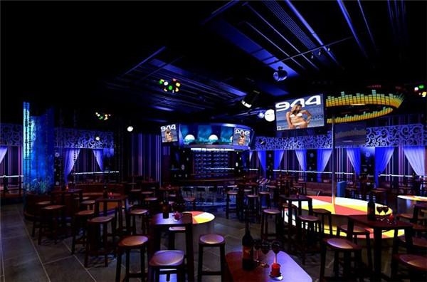 梧州酒吧装修公司推荐