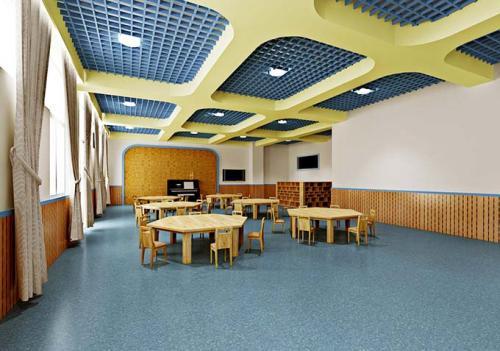 抚顺幼儿园装修室内设计考虑因素
