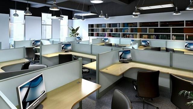 丹东办公室装修