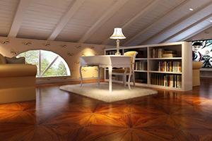 建湖阁楼装修设计巧用家具